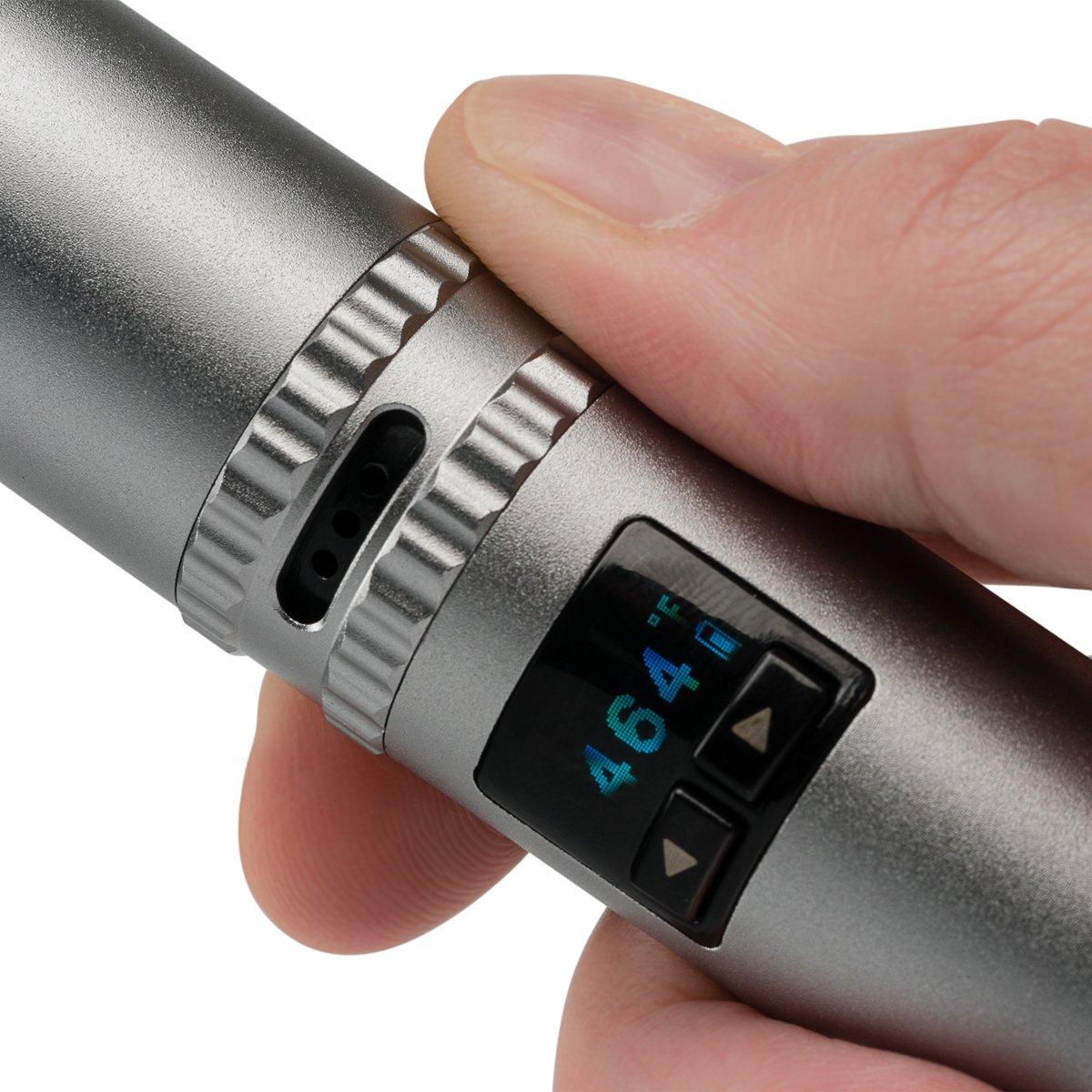 FocusVape Pro S Portable Vaporizer