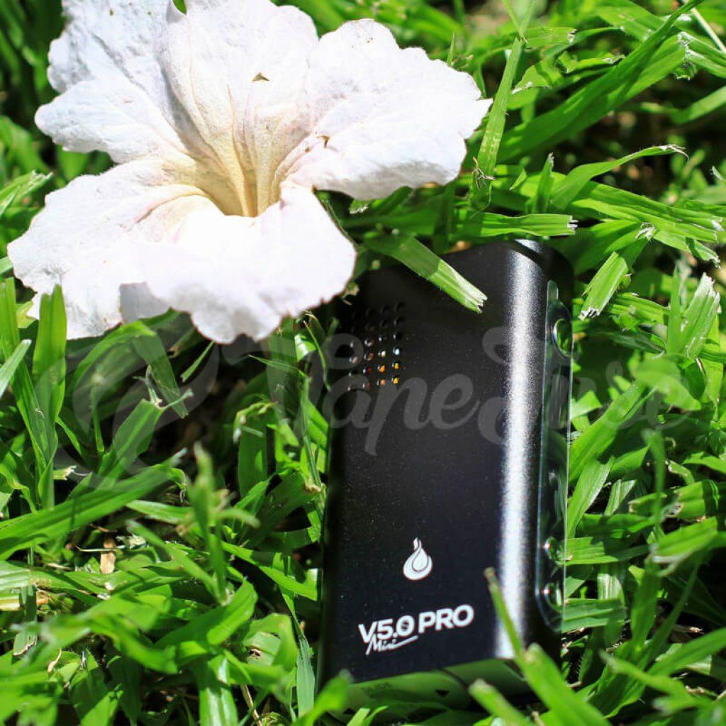 lowermate V5.0S PRO Mini Portable Vaporizer Lifestyle Image