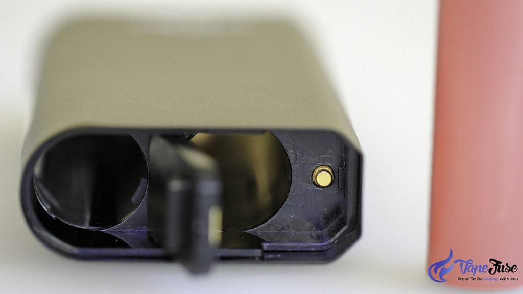 Focusvape Adventurer Battery Slot