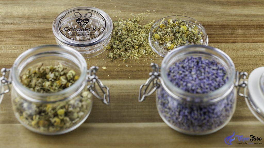 Dry Herbs Image