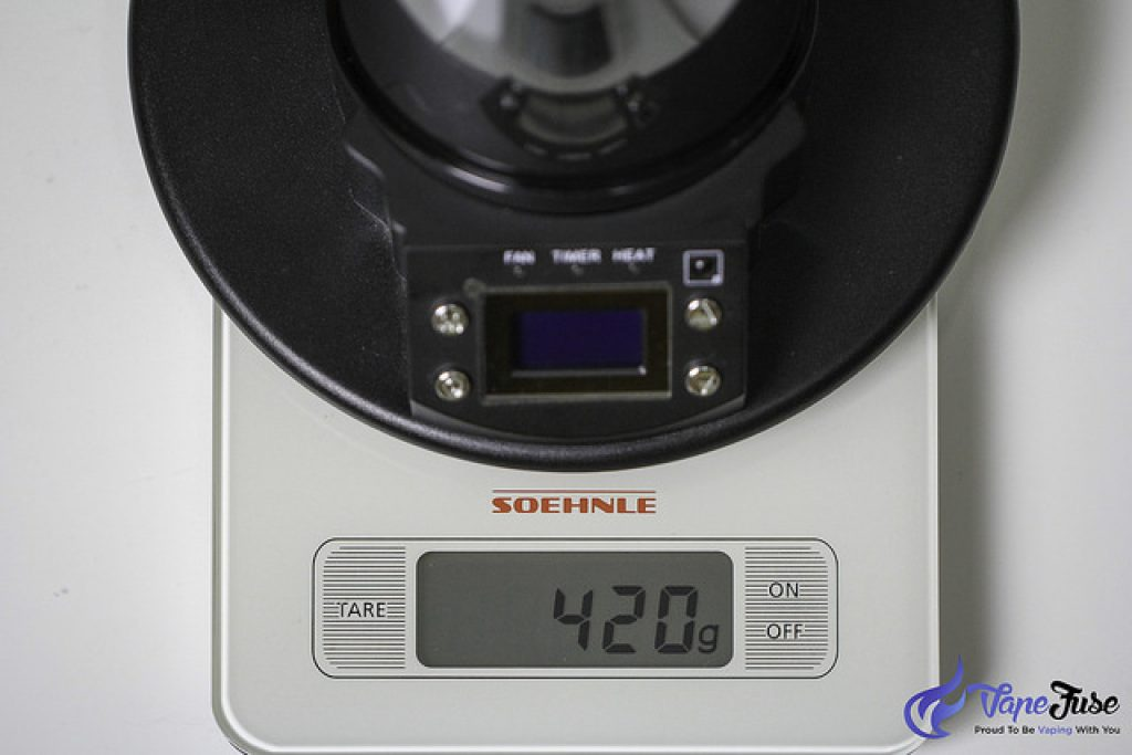Extreme Q on Weighing Scale