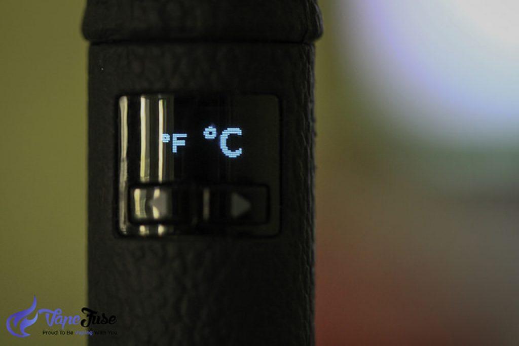 FocusVape DIgital Display