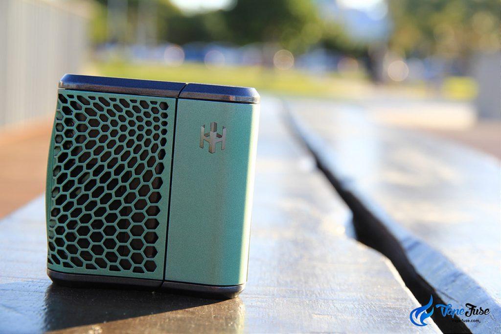 Haze Portable DUal Chamber Vaporizer