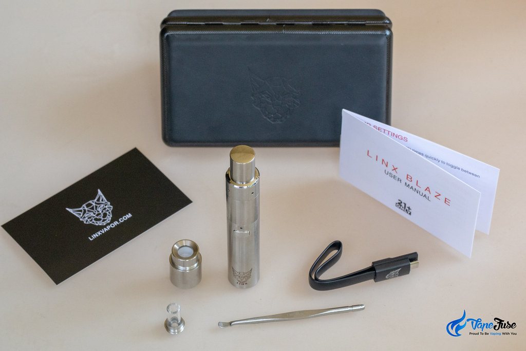 Linx Blaze 510 Thread Concentrate Vaporizer