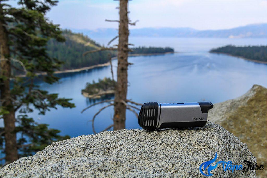 Vapir Prima Vaporizer at the Lake