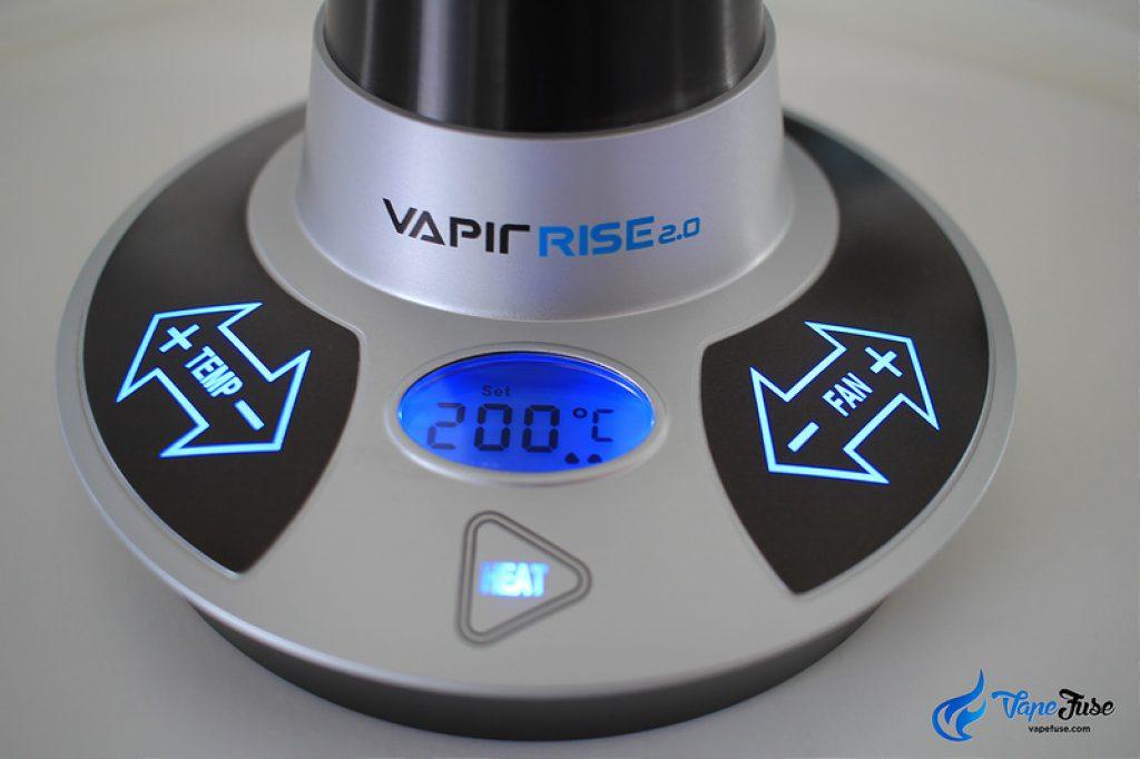VapirRise2.0 Ultimate Display