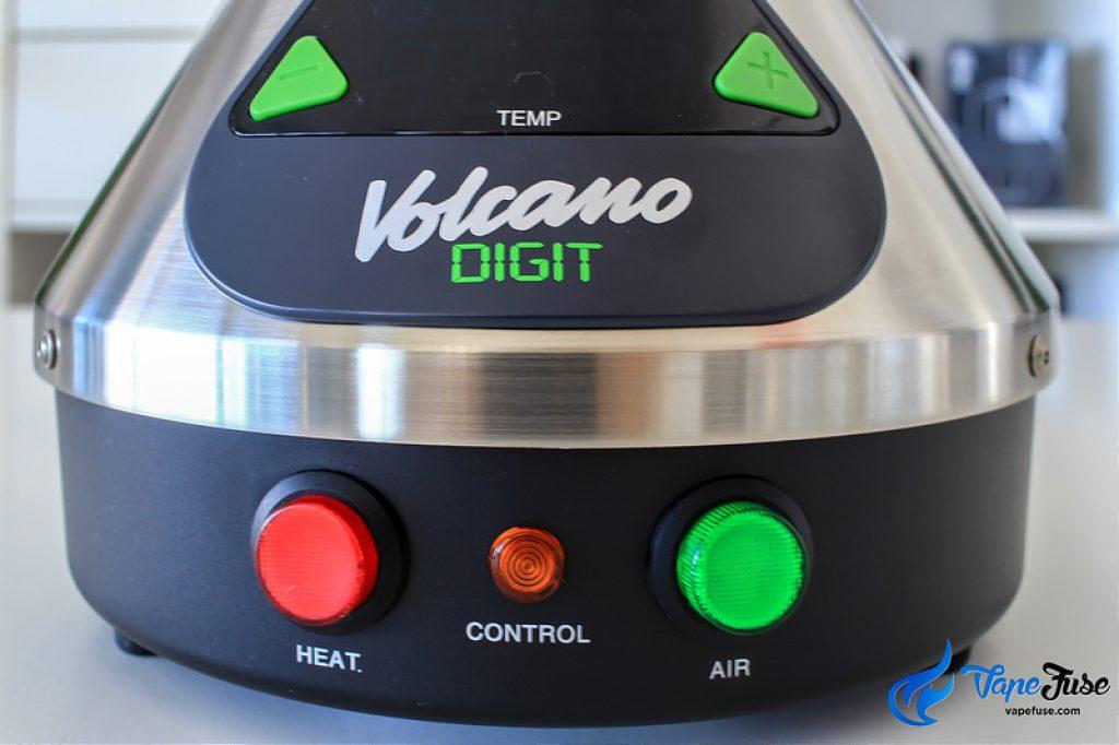 Volcano Digit Buttons