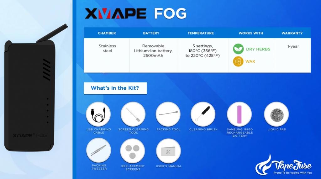 XMax FOG Graphics