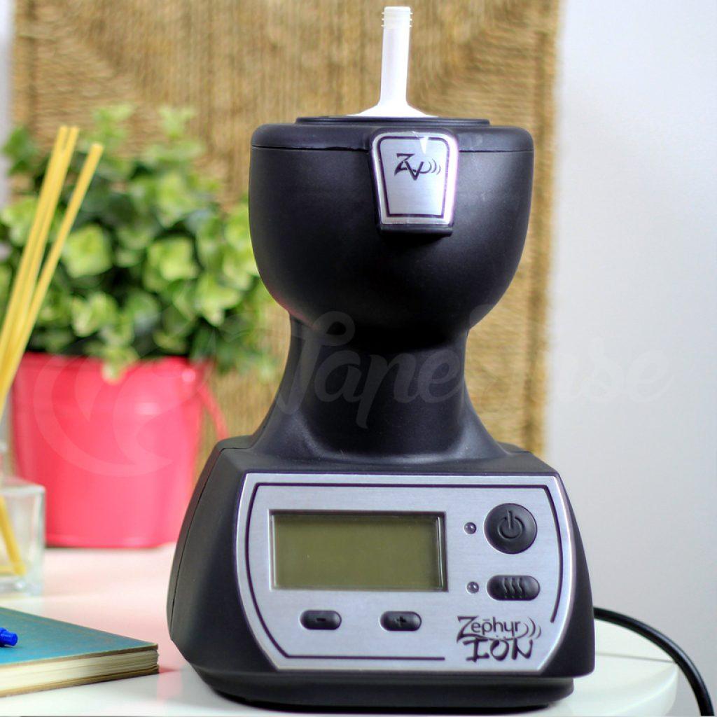 Zephyr Ion Aromatherapy Vaporizer Lifestyle Image