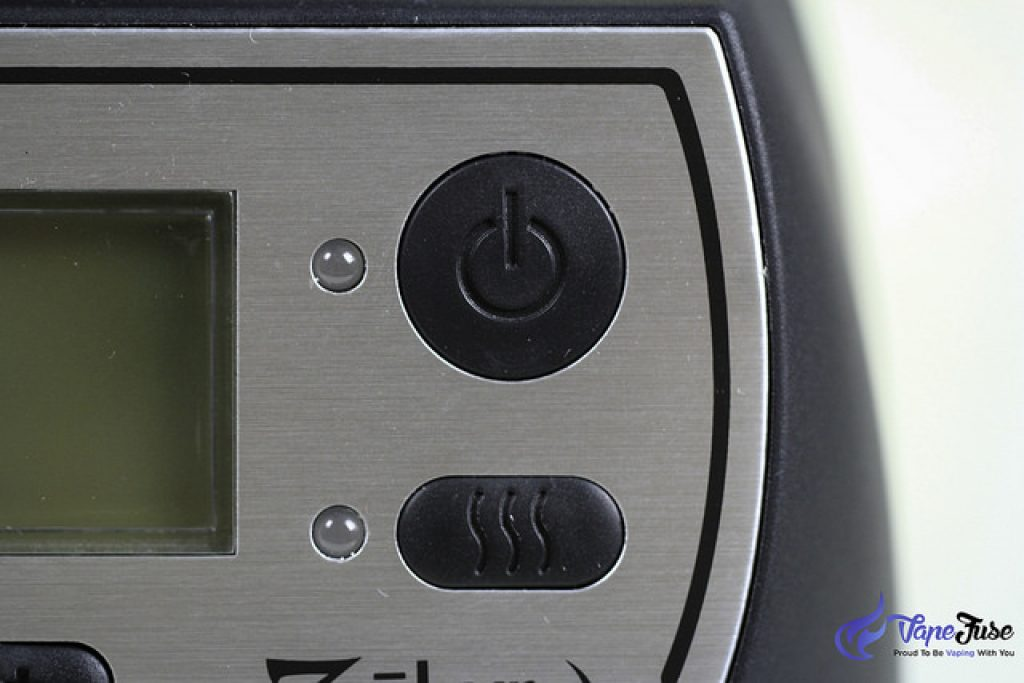 Zephyr Ion Display