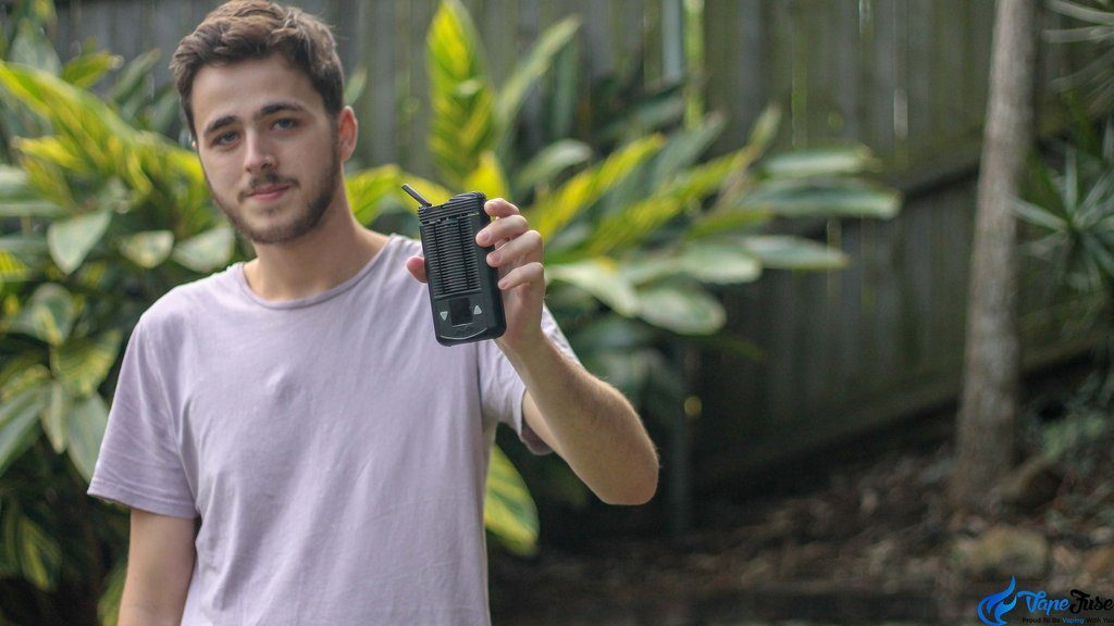 Vaping Cannabis for Epilepsy in Australia | Lindsay with the Mighty Medic Vape