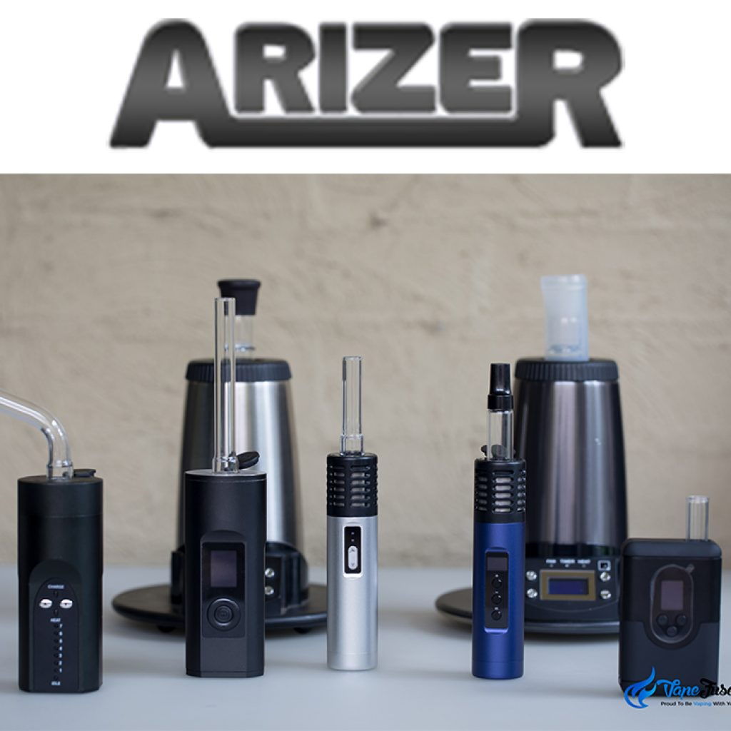 Arizer Vaporizer Products