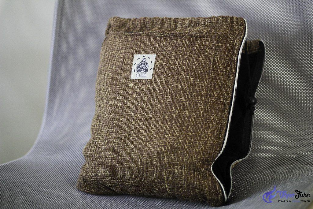 Da Buddha Herbal Tabletop Vaporizer Hemp Carry Bag