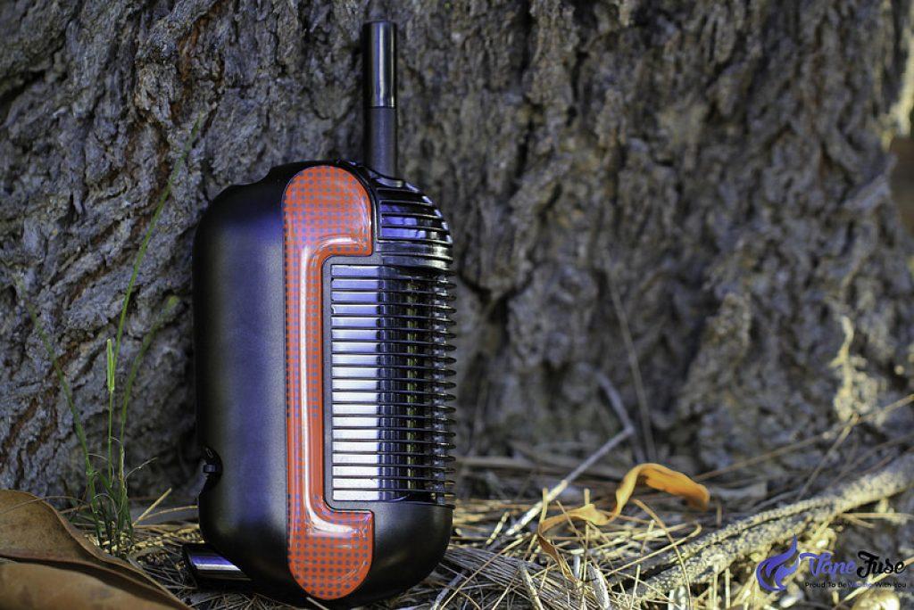 Iolite Gas Powered Portable Vaporizer