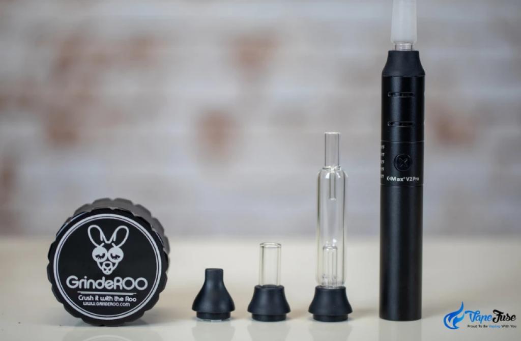X Max V2 Pro glass parts - Australia's Top 7 Dry Herb Vapes