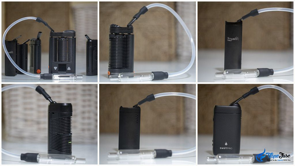X max Herbal vaporizer water bubbler fits these vaporizers
